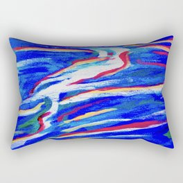 Ebb and Flow Rectangular Pillow