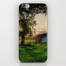 Old Shed iPhone Skin