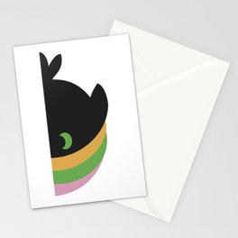 freie farben Stationery Cards
