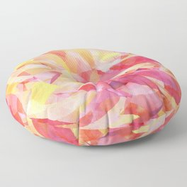 Concentric (Rise Remix) Floor Pillow