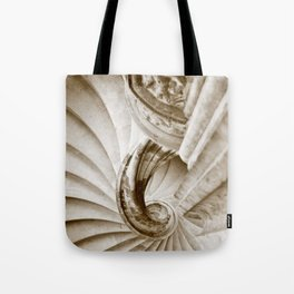 Sand stone spiral staircase 16 Tote Bag