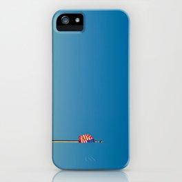 freedom sky iPhone Case