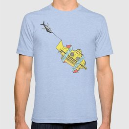 This Is An Adventure | The Life Aquatic with Steve Zissou T-shirt