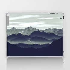 Mountains are calling for us Laptop & iPad Skin