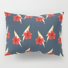 Lutino Cockatiel Pillow Sham