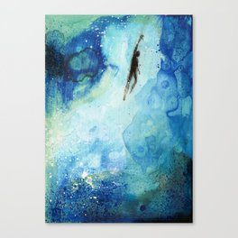 Deep Water Canvas Print