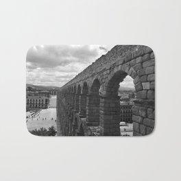 Segovia, Spain - Aqueduct Bath Mat