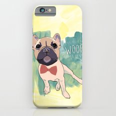 Frenchie Art. Bruno. Slim Case iPhone 6s