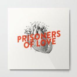 prisoner Metal Print