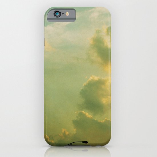 Sunday Night Lights iPhone & iPod Case