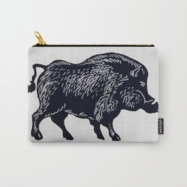 The Majestic Hog Carry-All Pouch