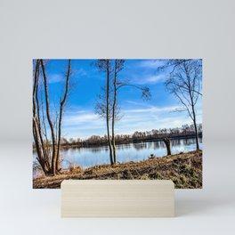 DE - Baden-Württemberg : Reflections Mini Art Print
