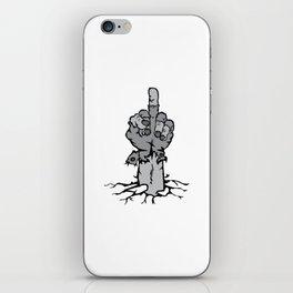 DelStalk Undead iPhone Skin