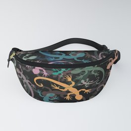 Leaping Lizards Fanny Pack