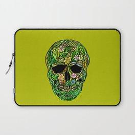 Skull Nature Laptop Sleeve