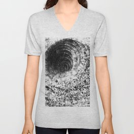 Organic Tunnel Unisex V-Neck