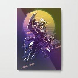 Final Fantasy character 6 Metal Print