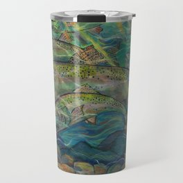 River Run Travel Mug
