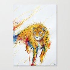 Atalanta Canvas Print