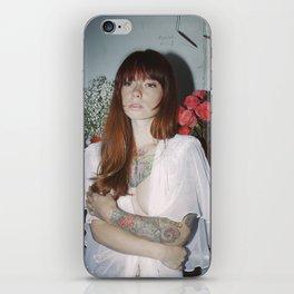 Hattie Floral iPhone Skin
