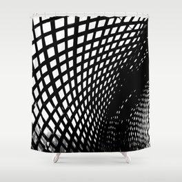 T1 Shower Curtain