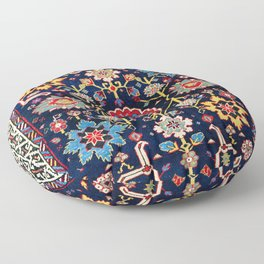 Shirvan Caucasian Afshan Rug Floor Pillow