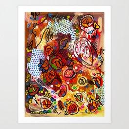 """""""the infernal"""" Art Print"""