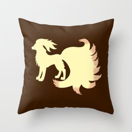 Ninetales Throw Pillow