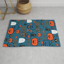 Cute Halloween pattern Rug