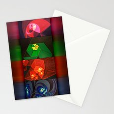 Elementals (series) Stationery Cards