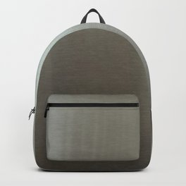 Industrial Brushed Stainless Backpack