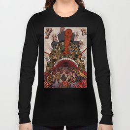 swallow frogs Long Sleeve T-shirt