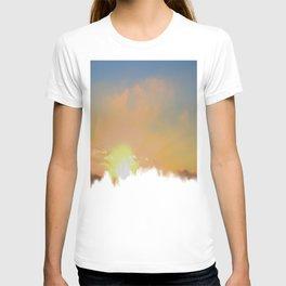 Sunset Lake Murray, La Mesa, California (Copyright) T-shirt