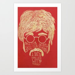 kii Art Print
