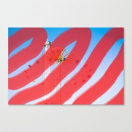 rolly Canvas Print