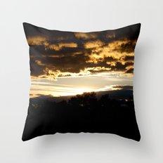 NM Sunset 8 Throw Pillow
