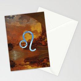 Fine Zodiac / Leo Stationery Cards