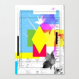 BD02 Canvas Print