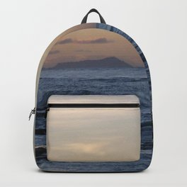Diamond Head, Hawaii Backpack