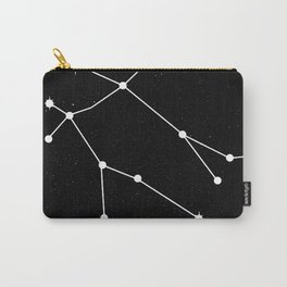 GEMINI (BLACK & WHITE) Carry-All Pouch