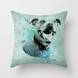 Ginger Pigg 2 Throw Pillow
