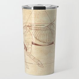 Da Vinci Horse: Canter Travel Mug