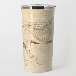 Da Vinci Horse: Canter Travel Mug