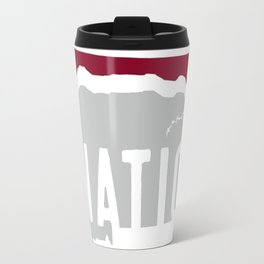 Griz Nation (Hi-Line Nation) Travel Mug