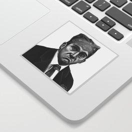 Prison Mike Sticker