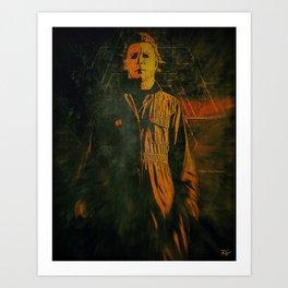 The Boogey Man Art Print