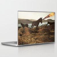 pony Laptop & iPad Skins featuring PONY by KELLY SCHIRMANN