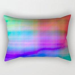 Fading Away Rectangular Pillow