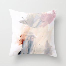 Warm Thoughts In The Morning Light Throw Pillow