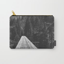 Vance Creek (BW) Carry-All Pouch